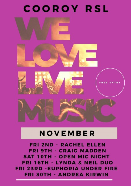 we love live music template with text mask poster 3